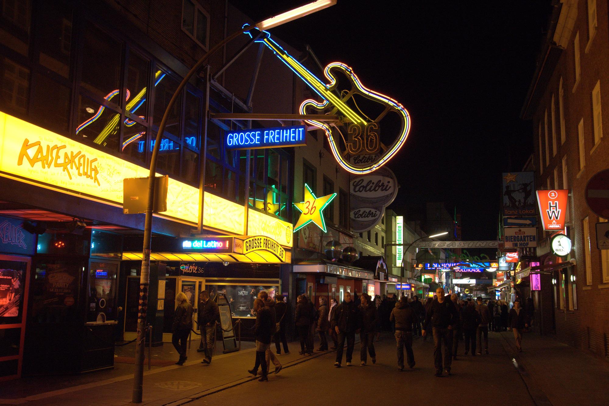 Kieztour Hamburg